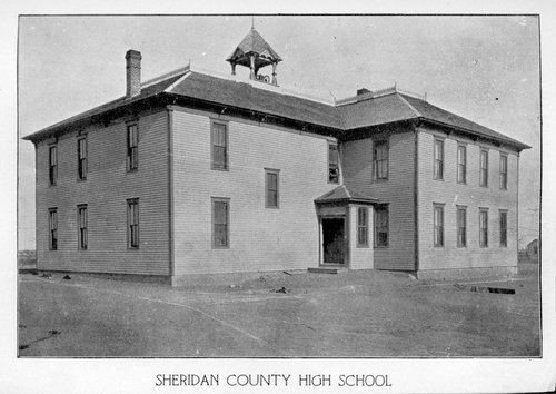 School in Hoxie, Kansas - Page