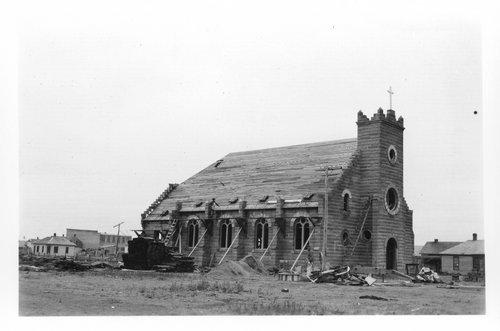 Catholic Church, Selden, Kansas - Page