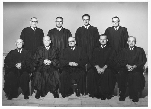 Kansas Supreme Court Justices - Page