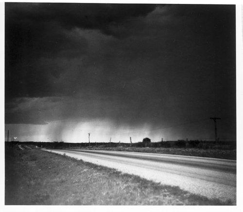 Summer storm, Eskridge, Kansas - Page
