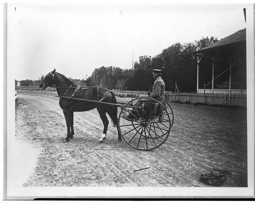 Driving park, Dodge City, Kansas - Page