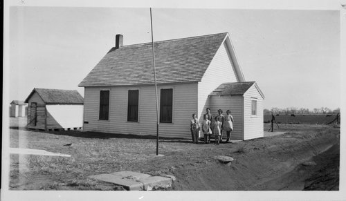 One-room school house, Sedgwick County, Kansas - Page