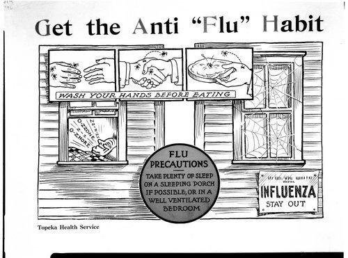 "Get the anti ""flu"" habit - Page"