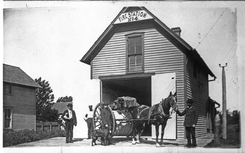 Fire Station no. 4, Topeka,  Kansas - Page