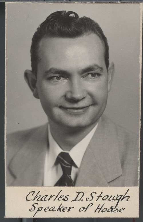 Charles D. Stough - Page