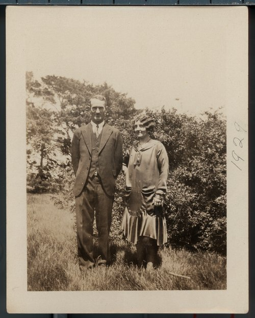 Ralph and Wilma Barge - Page