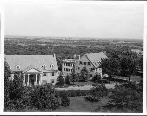 University of Kansas dormitories, Lawrence, Kansas - Page