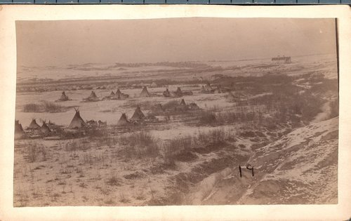 Battle of Wounded Knee and Pine Ridge, South Dakota - Page