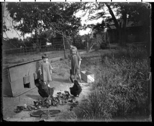 John Hamon family members and farm, Jefferson County, Kansas - Page