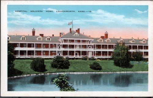 National Military Home Hospital, Leavenworth, Kansas - Page