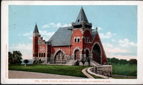 National Military Home Church, Leavenworth, Kansas - Page