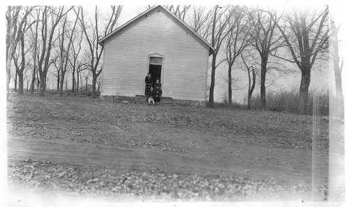Methodist Church, Fairview Farm, Jefferson County, Kansas - Page