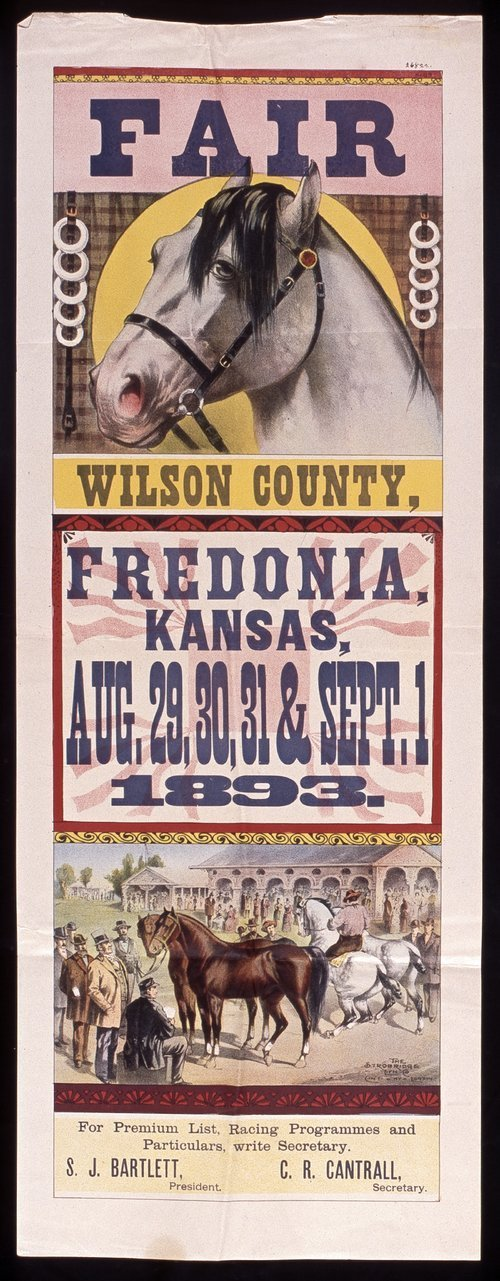 Fair, Wilson County, Fredonia, Kansas - Page