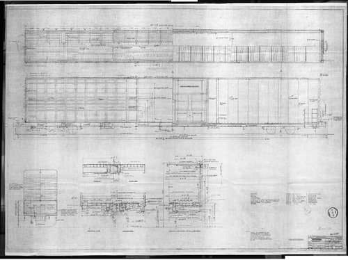 Atchison, Topeka & Santa Fe Railway Company boxcar - Page