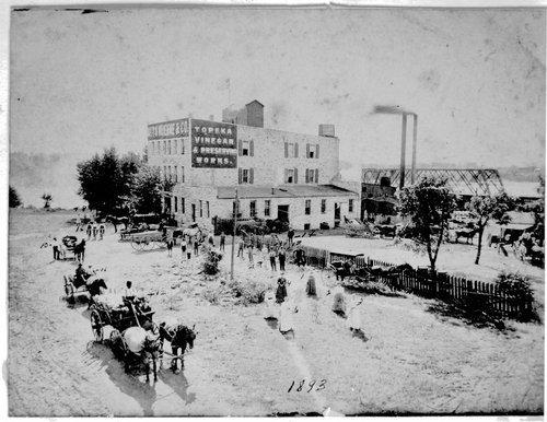 Topeka Vinegar & Preserving Works, Topeka, Kansas - Page