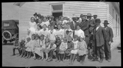 Lake Valley School, Finney County, Kansas - Page