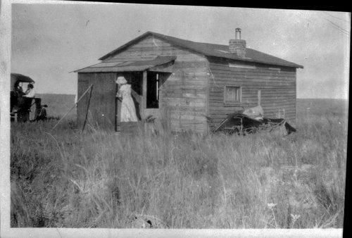 Pioneer school teacher, Finney County, Kansas - Page