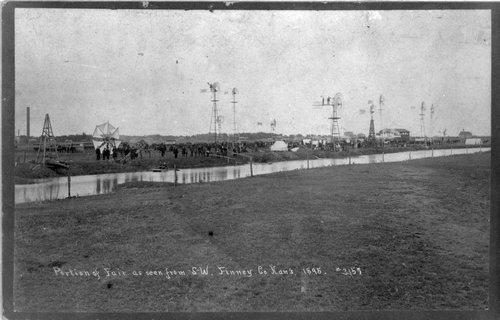 Fairgrounds, Finney County Fair, Finney County, Kansas - Page