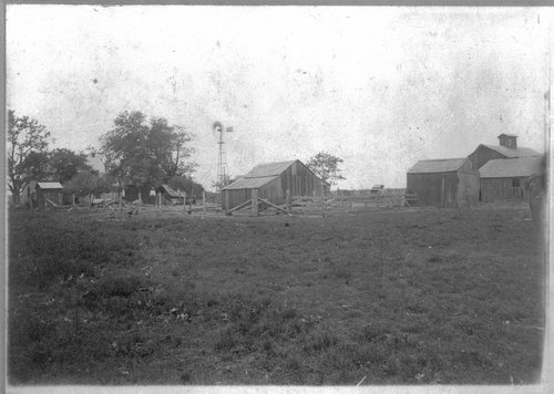 Unidentified farm, Finney County, Kansas - Page