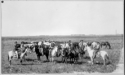 Cowboys, Finney County, Kansas - Page