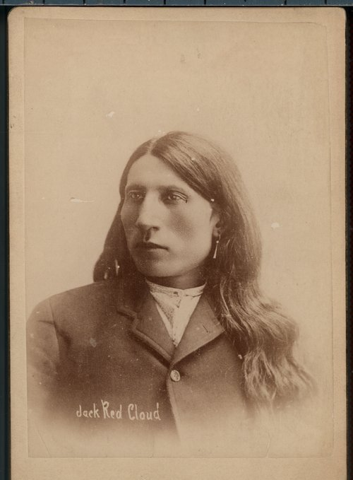 Jack Red Cloud - Page