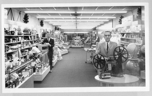 Steve Smith Audio-Visual store, Topeka, Kansas - Page