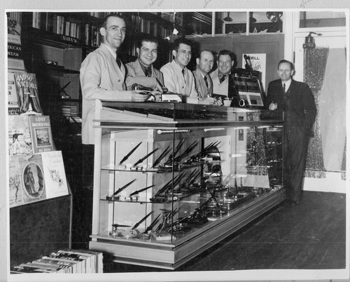 Hall's Company store, Topeka, Kansas - Page