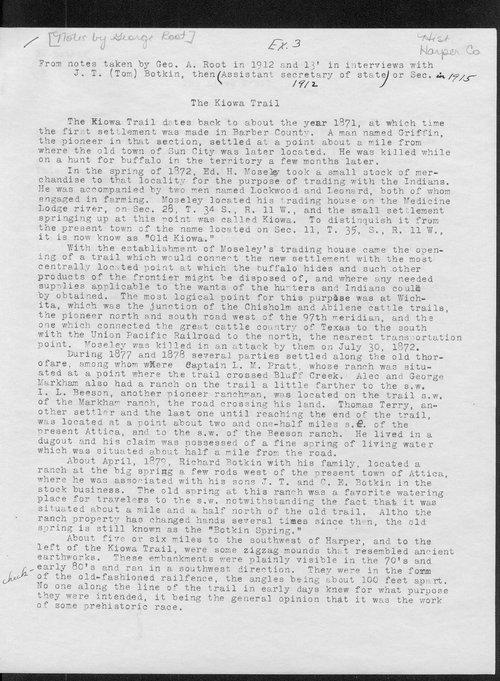 The Kiowa Trail - Page