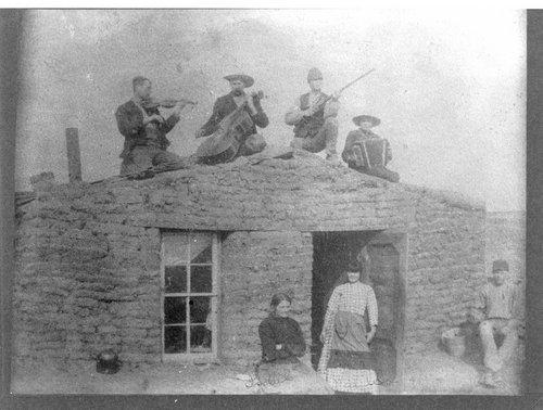 Anderson sod house, Logan County, Kansas - Page
