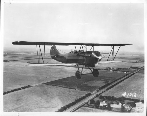 Travel Air OX-5 airplane