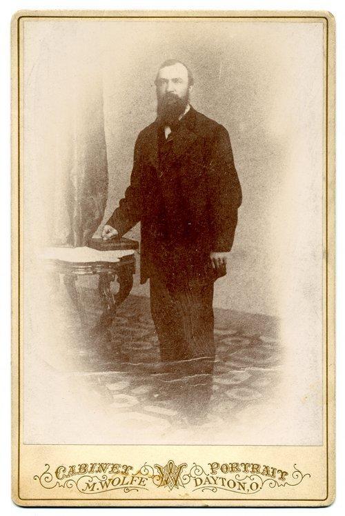 Marcus Junius Parrott - Page