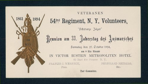 Veteranen, 54th Regiment, N. Y. Volunteers - Page