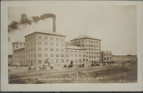 Sugar Company plant in Garden City, Kansas - Page