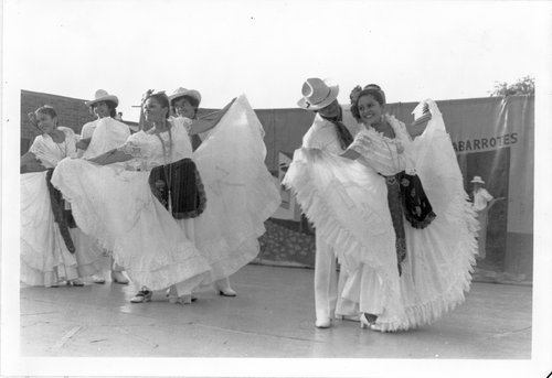 Mexican American dancers, Topeka, Kansas - Page