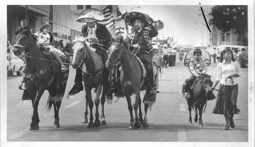 Mexican Parade, Topeka, Kansas - Page