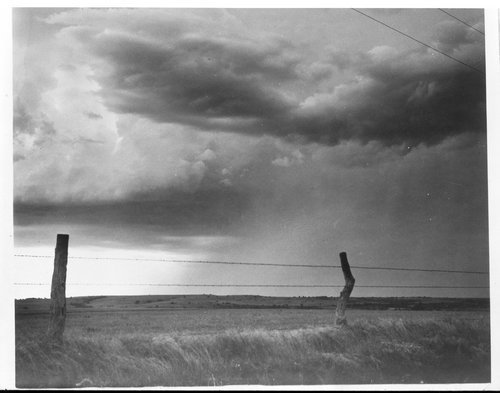 Summer storm, Wabaunsee County, Kansas - Page