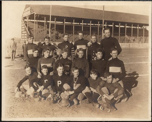 Football team, Pratt, Kansas - Page