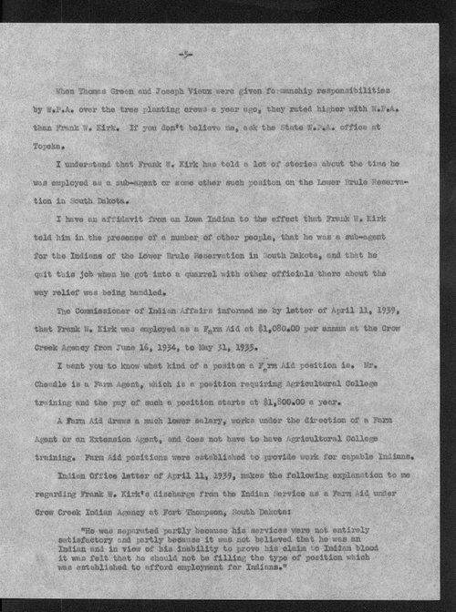 H.E. Bruce to Charles Cecil Howes - Page