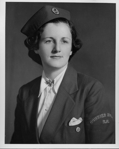 Margaret Oelrich, Santa Fe Courier Nurse - Page