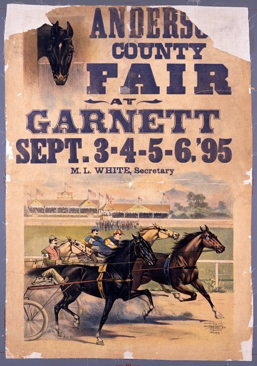 Anderson County fair, Garnett, Kansas - Page