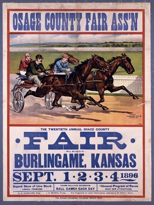 Osage County fair, Burlingame, Kansas - Page