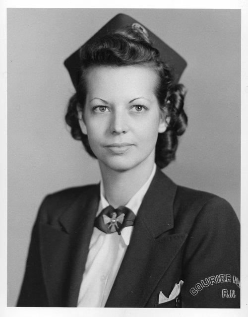 Jenell Harper, Santa Fe Courier Nurse - Page