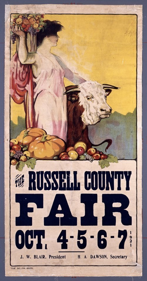 Russell County fair - Page