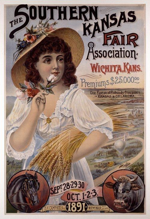 Southern Kansas Fair Association, Wichita, Kansas - Page