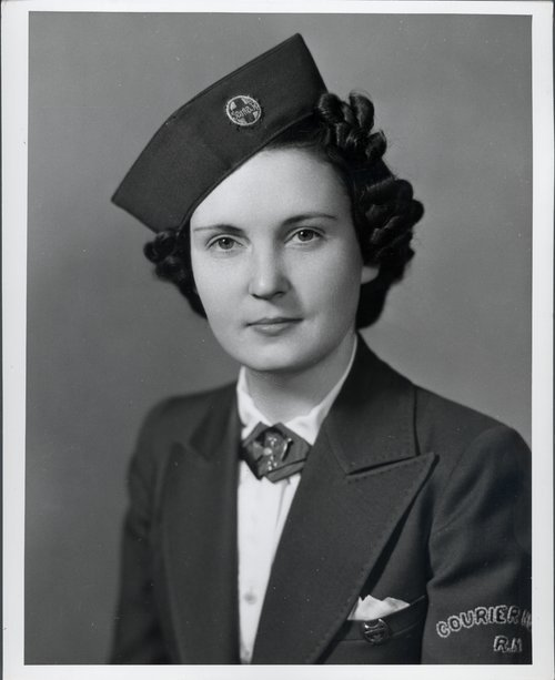 Katherine Reid, Santa Fe Courier Nurse - Page