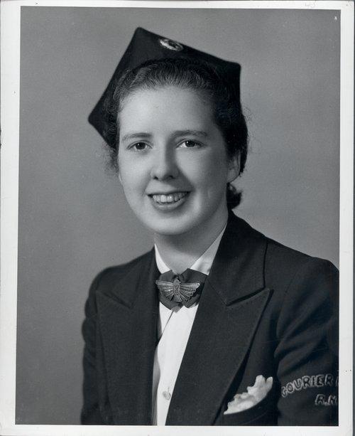 Elizabeth Bibb, Santa Fe Courier Nurse - Page