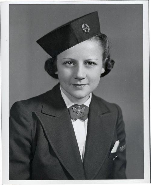 Pearl C. Paulson, Santa Fe Courier Nurse - Page