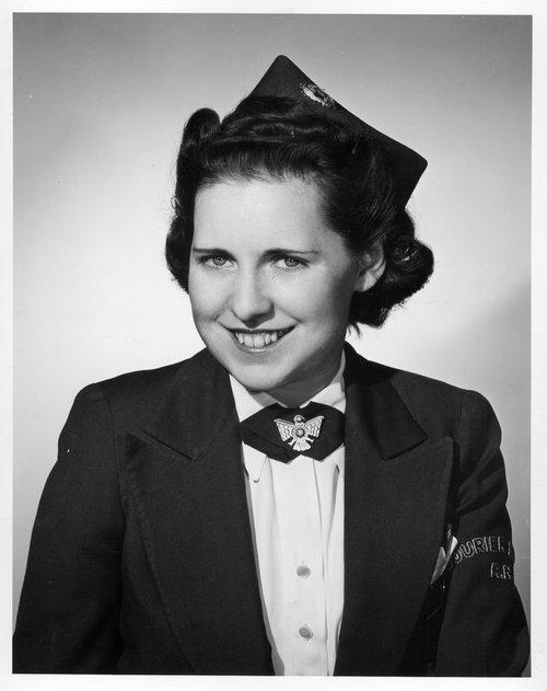 Mary Jane Andrews, Santa Fe Courier Nurse - Page
