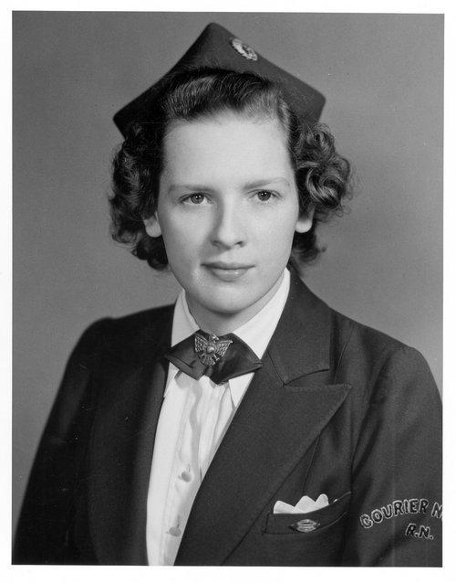 Maxine Condit, Santa Fe Courier Nurse - Page
