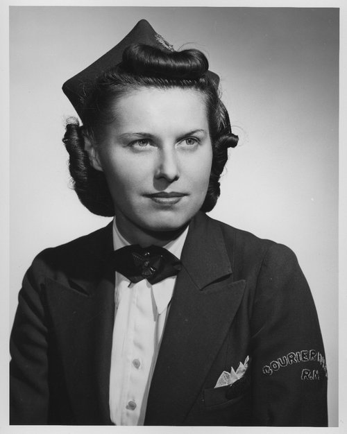 Adella Remus, Santa Fe Courier Nurse - Page